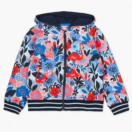 Boboli Bluza dla dziewczynki kolorowa 437161-9051