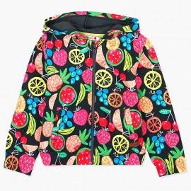Boboli Bluza dla dziewczynki kolorowa 447184-9080