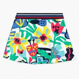 Boboli spódnica dla dziewczynki kolorowa 467018-9088