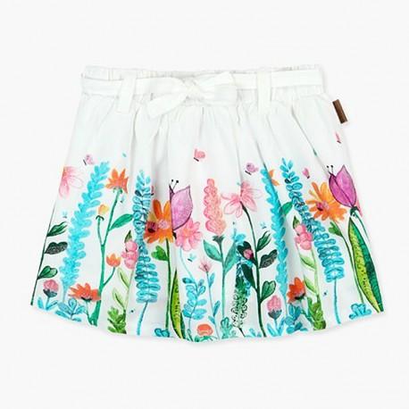 Boboli spódnica dla dziewczynki kolorowa 457084-1100