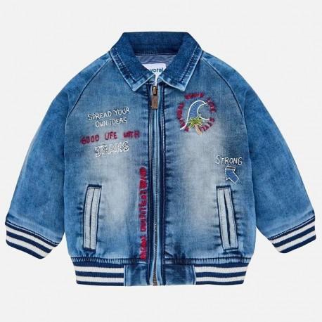Mayoral 1430-5 Kurtka chłopięca kolor jeans