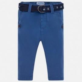 Mayoral 1523-43 Spodnie chłopięce kolor niebieski