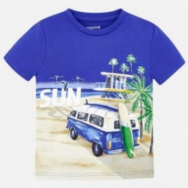 Mayoral 3035-74 Koszulka chłopięca kolor morski