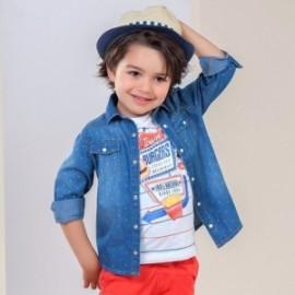 Mayoral 3144-36 Koszula chłopięca kolor jeans