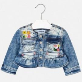 Mayoral 1416-62 Kurtka dziewczęca kolor jeans