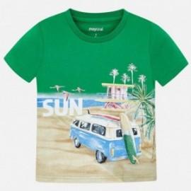 Mayoral 3035-72 Koszulka chłopięca kolor trawiasty