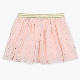 Boboli Spódnica dla dziewczynki różowa 727231-9049