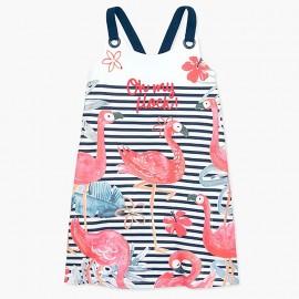 Boboli sukienka dla dziewczynki kolorowa 827074-1100