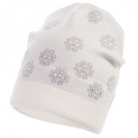 Jamiks czapka dziecięca przejściowa ekri LIDA JWB025-2