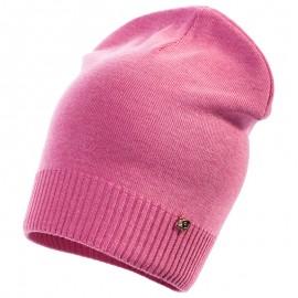 Jamiks czapka dziecwczęca przejściowa roż LISBOA JWB179-4