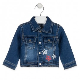 Losan Kurtka jeans dziewczęca niebieska 918-2003AA-741