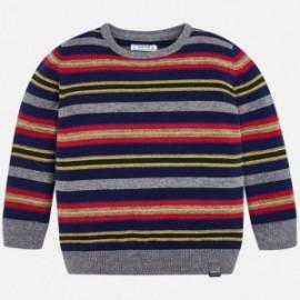 Mayoral 4314-52 Sweter chłopięcy kolor marynarski