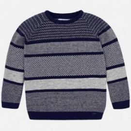 Mayoral 4300-39 Sweter chłopięcy kolor granat