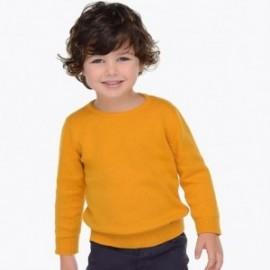 Mayoral 311-41 Sweter chłopięcy żółty