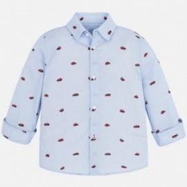 Mayoral 4146-74 Koszula chłopięca błękitna