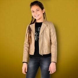 Mayoral 7470-31 Kurtka dziewczęca kolor złoty