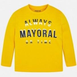 Mayoral 173-50 Koszulka chłopięca kolor złoty