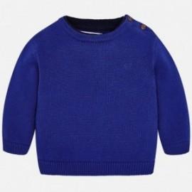 Mayoral 351-53 Sweter chłopięcy niebieski