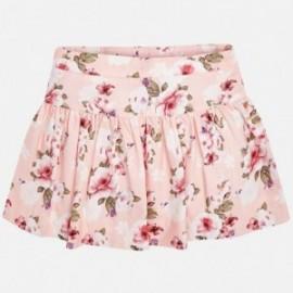 Mayoral 4900-47 Spódnica dziewczęca z nadrukiem różowa
