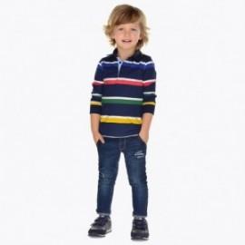 Mayoral 4522-30 Spodnie chłopięce jeansowe niebieski