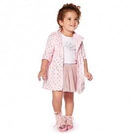 Losan Parka Kurtka dla dziewczynki różowa 918-2004AA-563