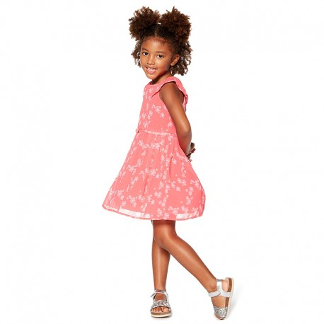 Losan Sukienka dziewczęca Koralowa 916-7799AA-624
