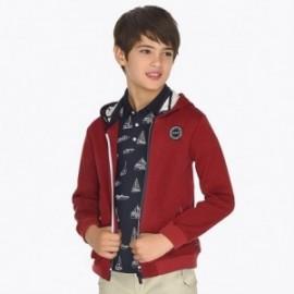 Mayoral 6424-69 Bluza chłopięca czerwona