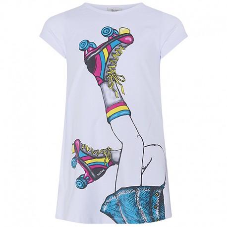 Sukienka dziewczęca sportowa bawełniana Tuc Tuc 49969-5