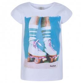 Bluzka dziewczęca sportowa bawełniana Tuc Tuc 49964-5
