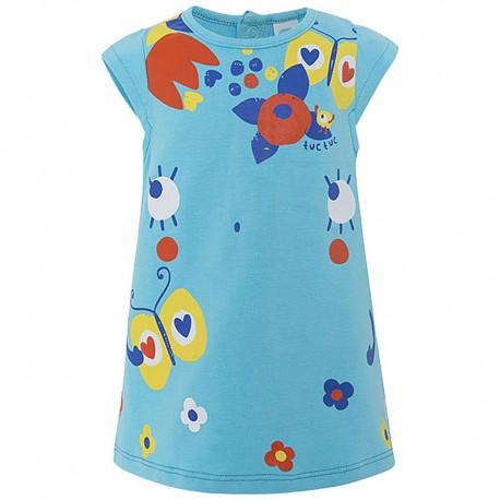 Codzienna sukienka dziewczęca Tuc Tuc 49412-16