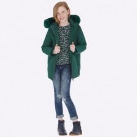 Spodnie jeans silm fit basic dziewczęce Mayoral 556-70