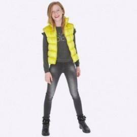 Spodnie jeans basic dziewczęce Mayoral 578-92