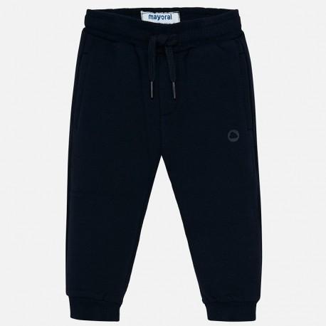 Długie spodnie dresowe na ściągaczu chłopięce Mayoral 704-90