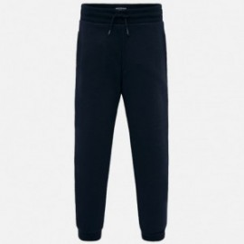 Długie spodnie dresowe na ściągaczu chłopięce Mayoral 705-70