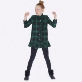 Leginsy bawełniane dla dziewczynki Mayoral 722-84