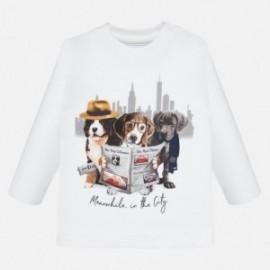 Koszulka z długim rękawem dla chłopca Mayoral 2022-77