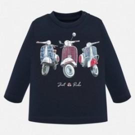 Koszulka z długim rękawem dla chłopca Mayoral 2028-20