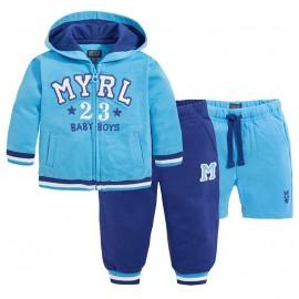 Mayoral 1894-66 Dres 2 pary spodni Niebieski