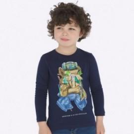 Koszulka z długim rękawem chłopięca Mayoral 4034-93