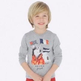 Koszulka z długim rękawem chłopięca Mayoral 4035-21