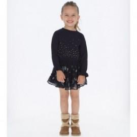 Spódnica szyfonowa z nadrukiem dziewczęca Mayoral 4906-19