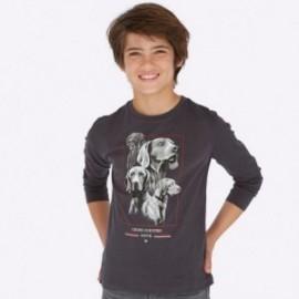 Koszulka z długim rękawem dla chłopca Mayoral 7034-26