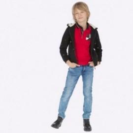 Spodnie z miękkiego jeansu chłopięce Mayoral 7509-53