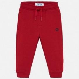 Długie spodnie dresowe na ściągaczu chłopięce Mayoral 704-89