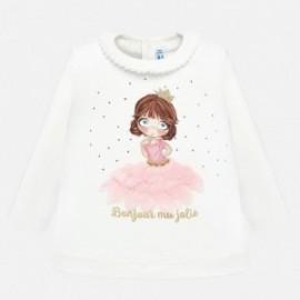 Koszulka z długim rękawem dla dziewczynki Mayoral 2011-62