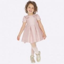 Sukienka elegancka z połyskiem dziewczęca Mayoral 4919-40