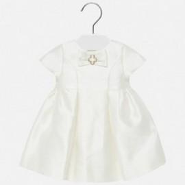 Sukienka żakardowa elegancka dziewczęca Mayoral 2908-87