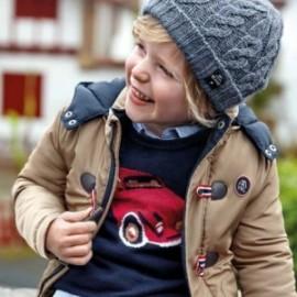 Sweter wkładany przez głowę dla chłopca Mayoral 4312-67