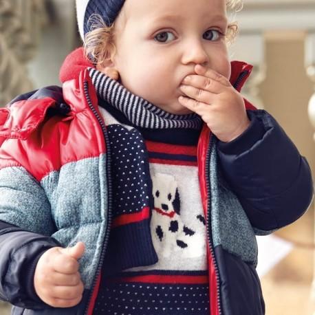 Sweter wkładany przez głowę dla chłopca Mayoral 2322-72