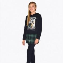 Komplet bluzka i leginsy dla dziewczynki Mayoral 7706-71
